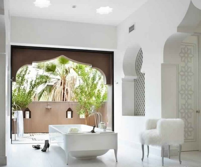 classic-Arabian-bathroom-design-2-675x562 Top 10 Master Bathrooms Design Ideas for 2018
