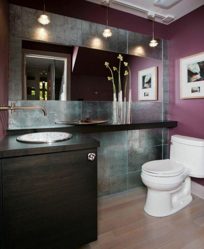 colorful-bathroom-FredmanDesignGroup-675x823 Top 10 Master Bathrooms Design Ideas for 2018