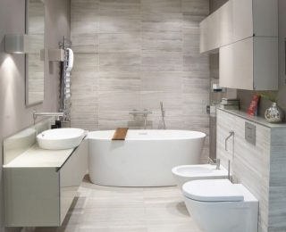 Top 10 Master Bathroom Design Ideas for 2018