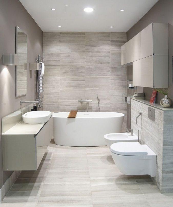 modern-bathroom-design-2-675x805 Top 10 Master Bathrooms Design Ideas for 2018