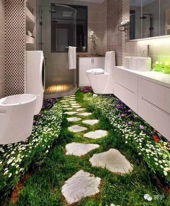 3D Floors: 18 Amazing Designs To Remodel The Floors Of Your House