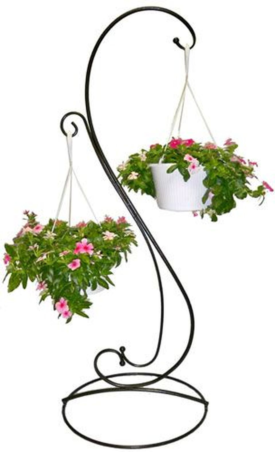 Cool Plant Stand Design Ideas for Indoor Houseplants ... on Hanging Plant Stand  id=29153