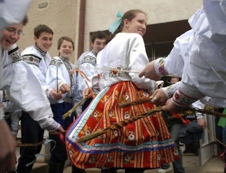 "Czechs Republic ""Whipping Monday"""