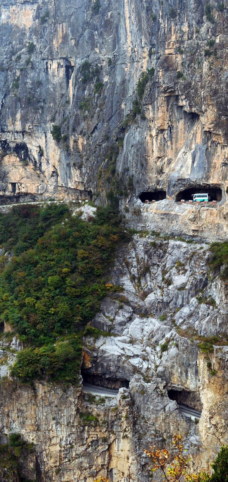 Guoliang Tunnel Road, China(中国郭亮隧道) | 23 Roads you Have to Drive in Your Lifetime