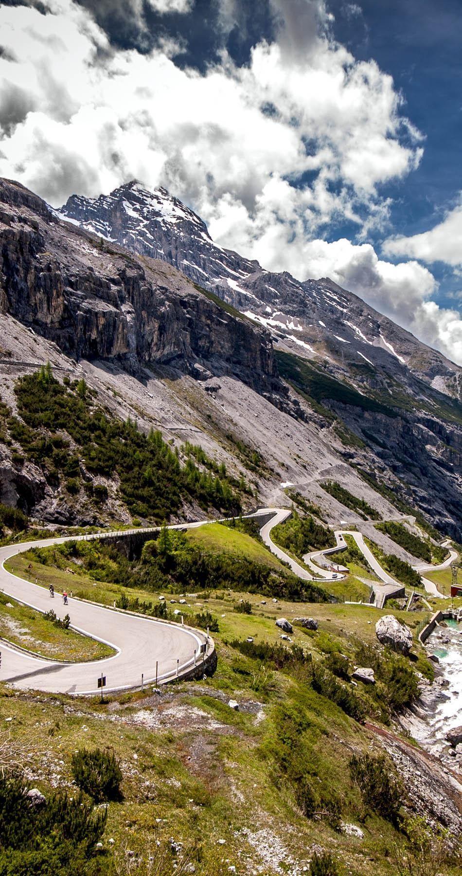 Passo Dello Stelvio Road in Italian Alps   23 Roads you Have to Drive in Your Lifetime