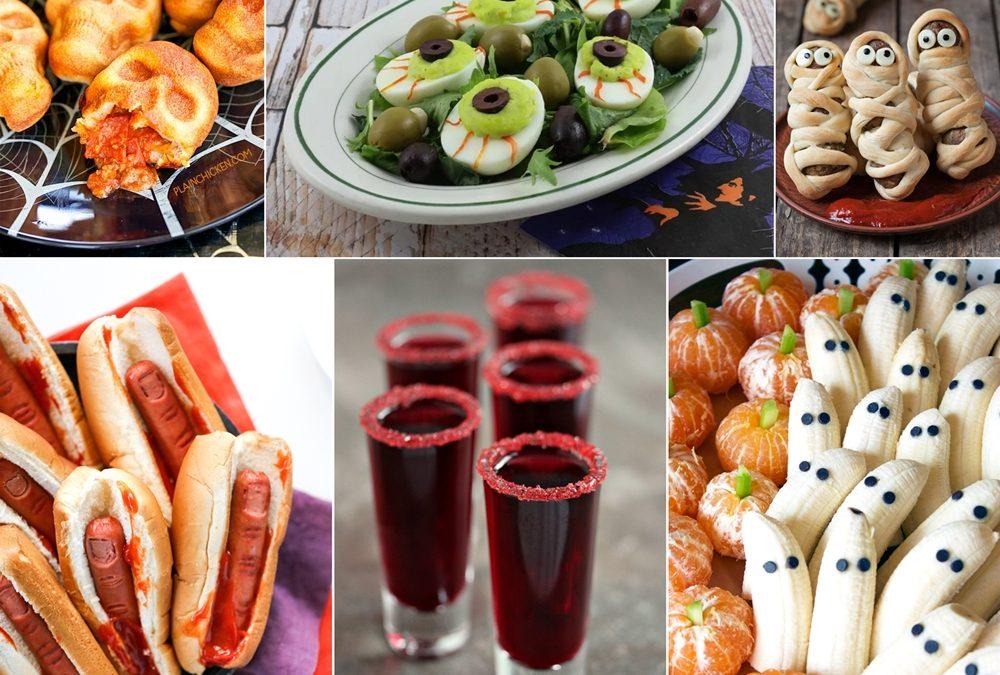 10 Συνταγές Για  Να Δοκιμάσεις Φέτος Στο Halloween
