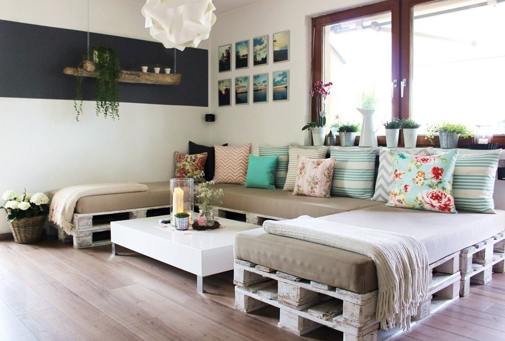 DIY Pallet Projects for Your Living Room