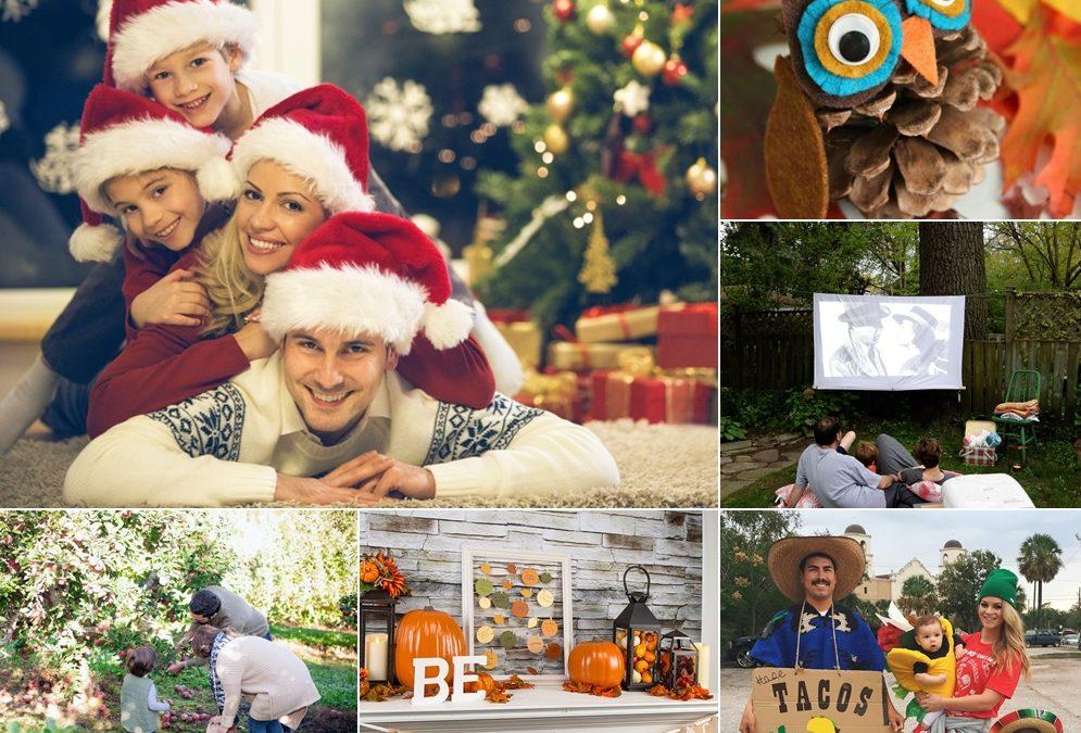 Διασκεδαστικές Δραστηριότητες για την Οικογένεια σας Αυτό το Φθινόπωρο