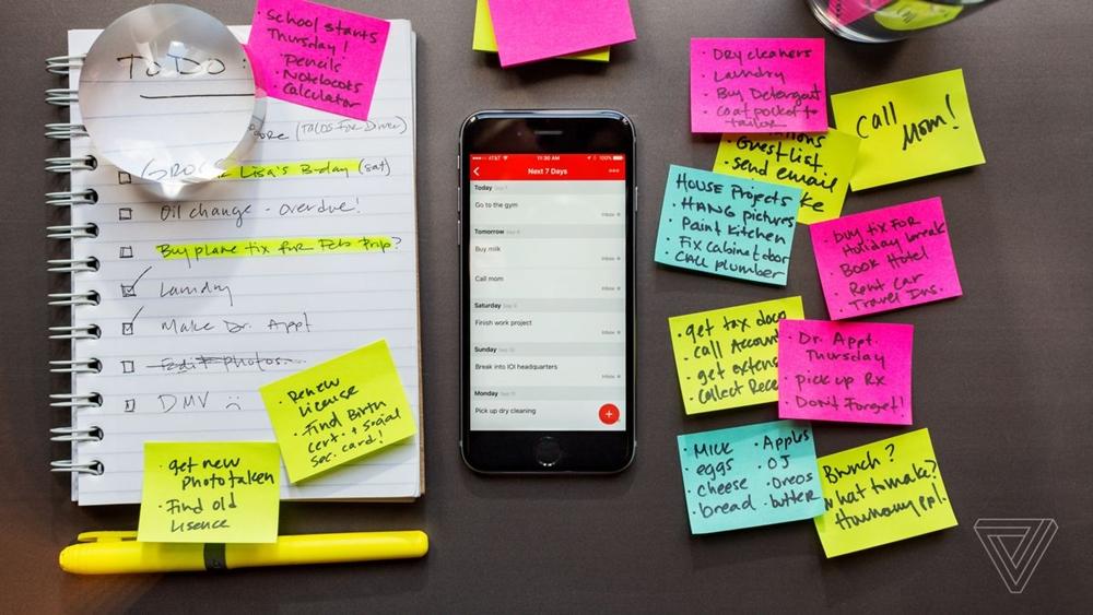 10 Habits of Organized People