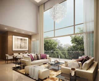 Tips for Decorating with High Ceilings
