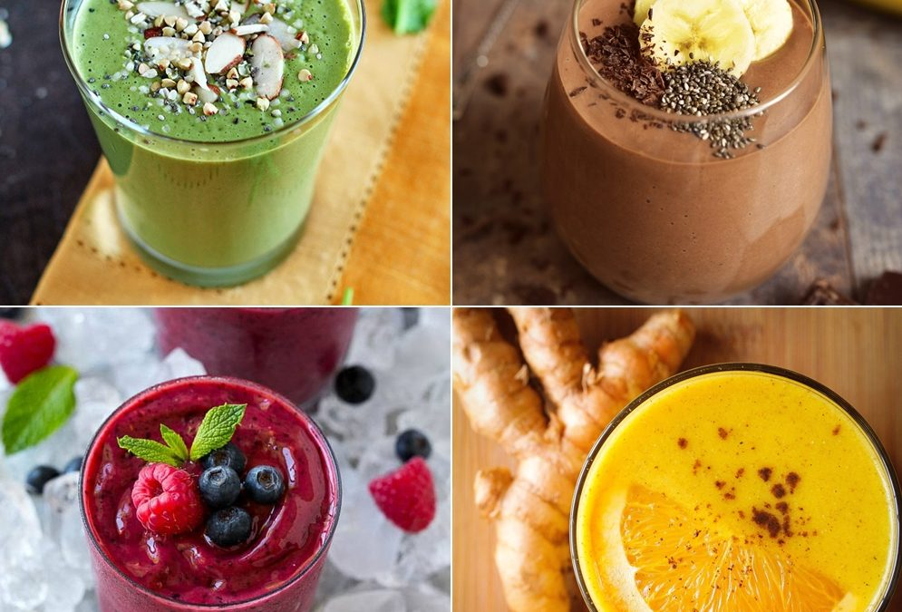 Superfoods to Supercharge your Smoothies