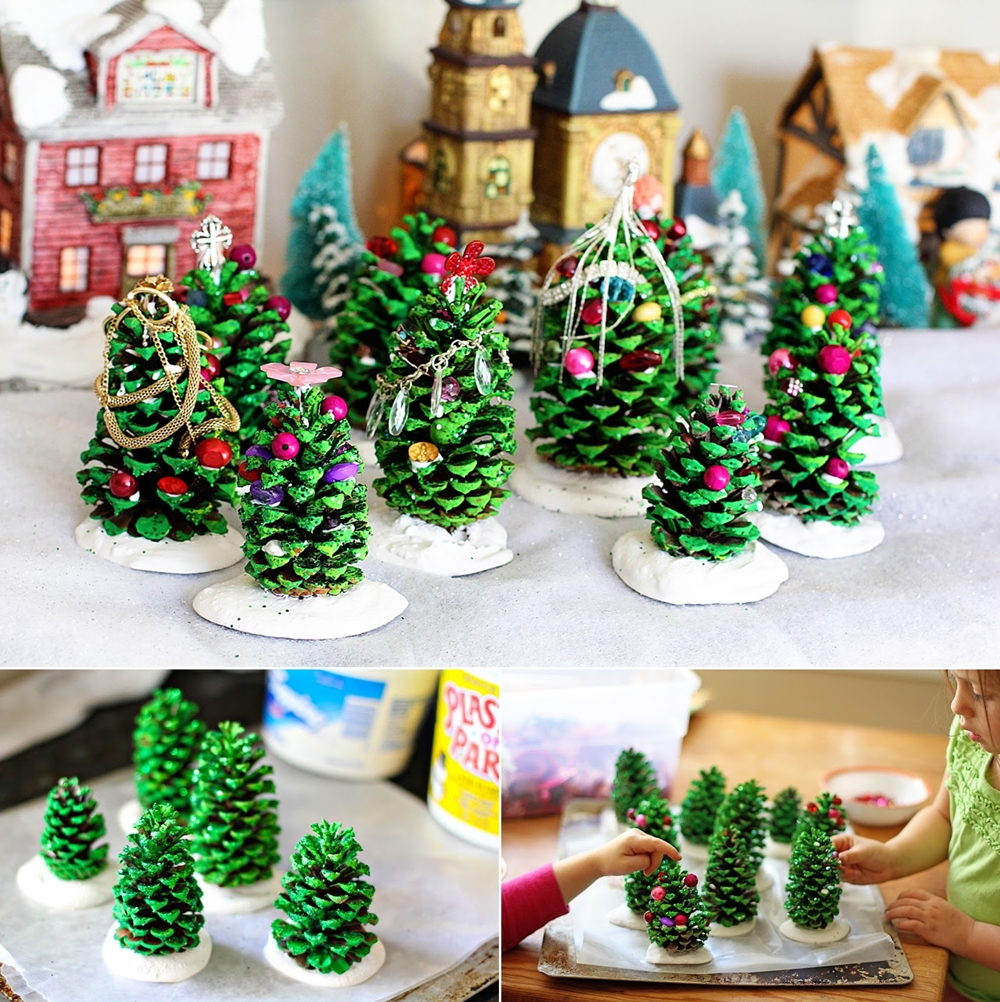 Fun Christmas Crafts to Do with Kids