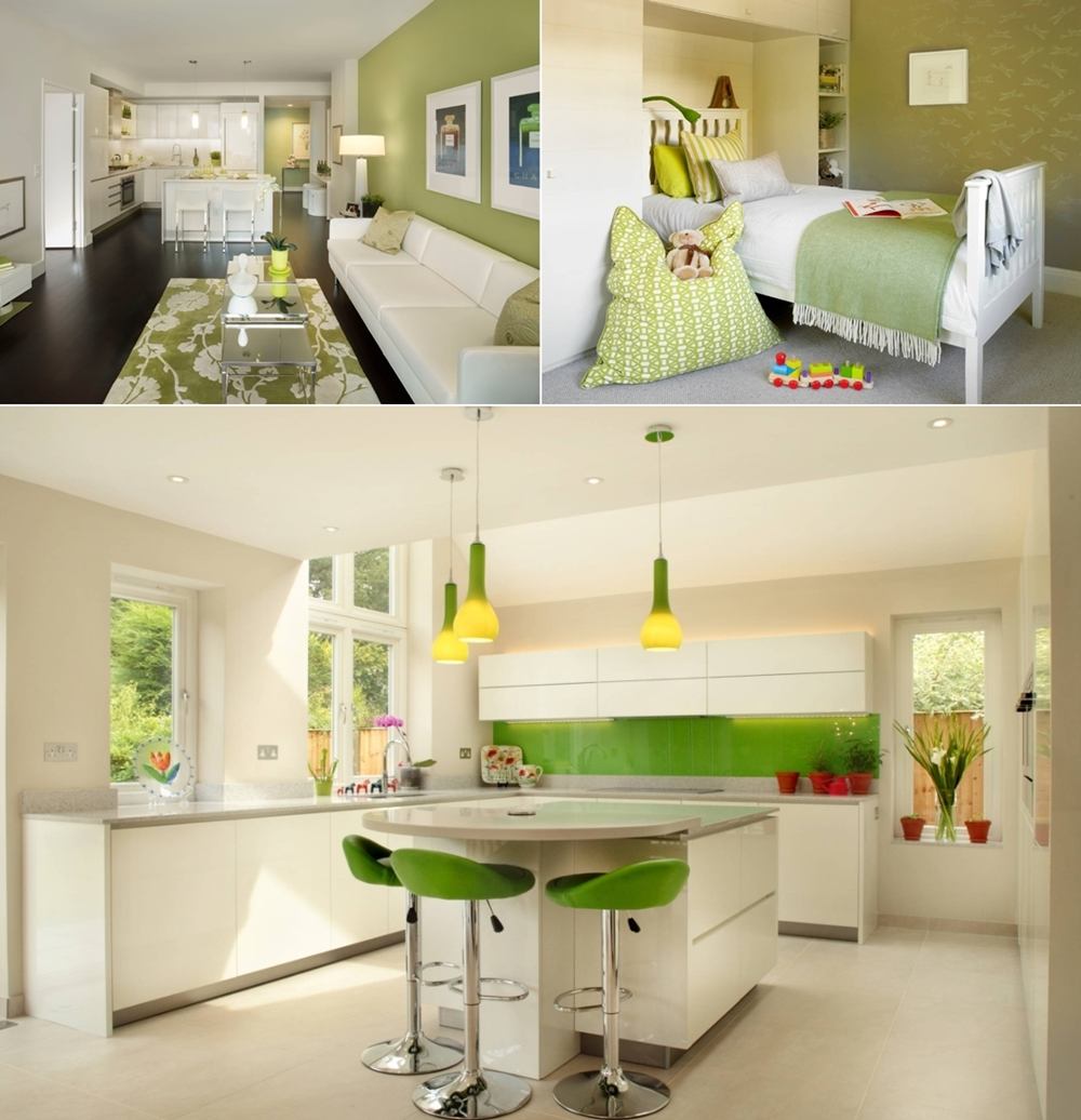 Effects of Colors in Home Decor