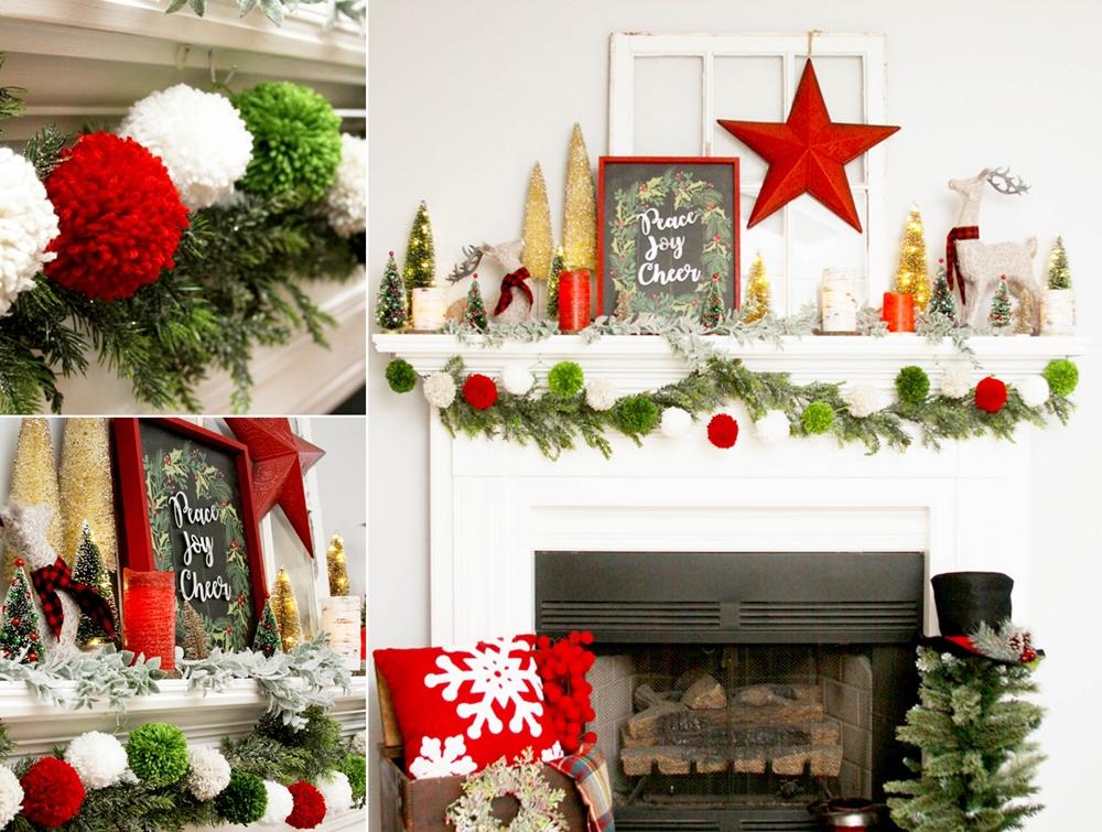 Festive DIY Christmas Wreaths and Garlands