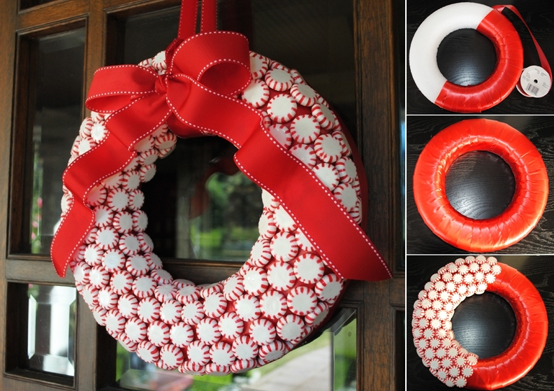Festive DIY Christmas Wreaths and Garlands