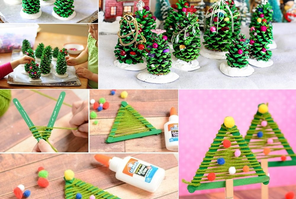 10 Fun Things to make at home this Christmas with the kids
