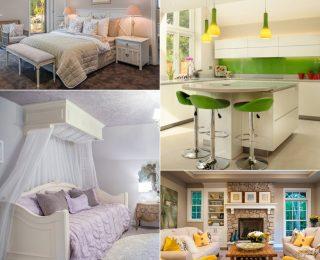 10 Χρώματα και η Επιρροή τους Στην Ατμόσφαιρα Στο Σπίτι