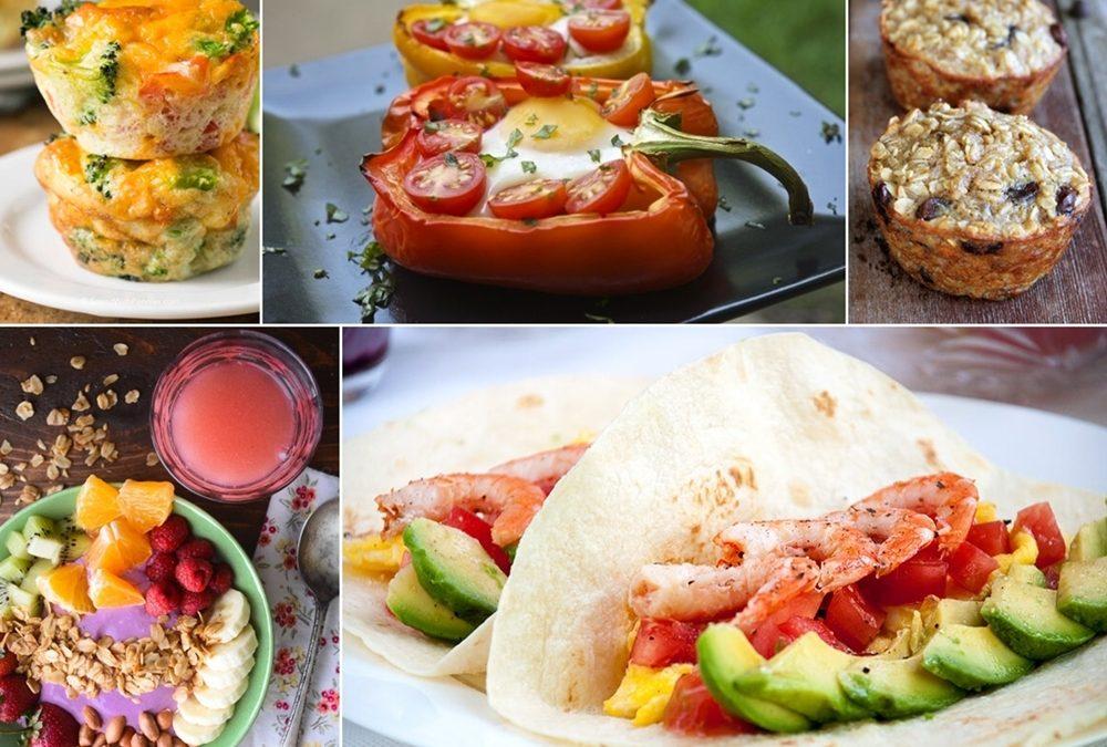 Εύκολες και Υγιεινές Συνταγές για Πρωινό