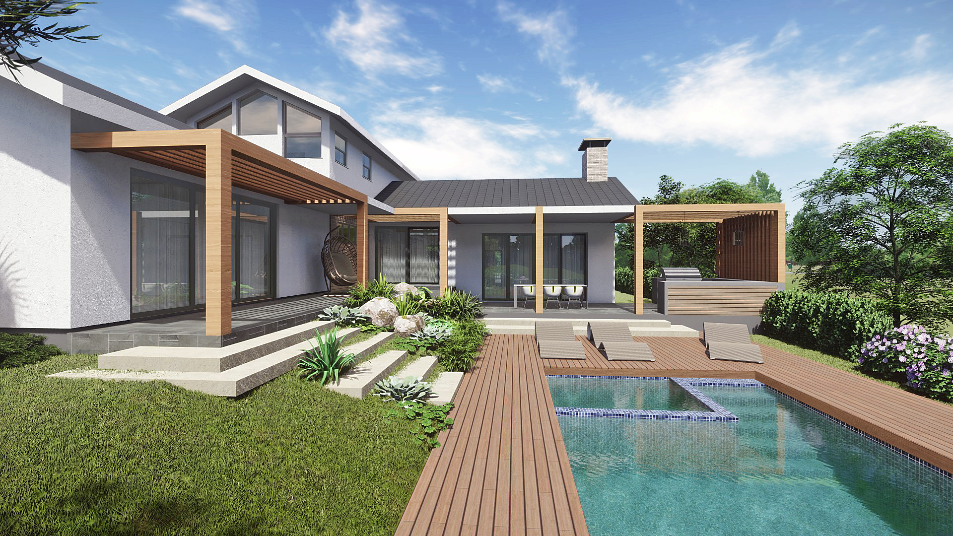 Building Your Own House is Better Than Renting