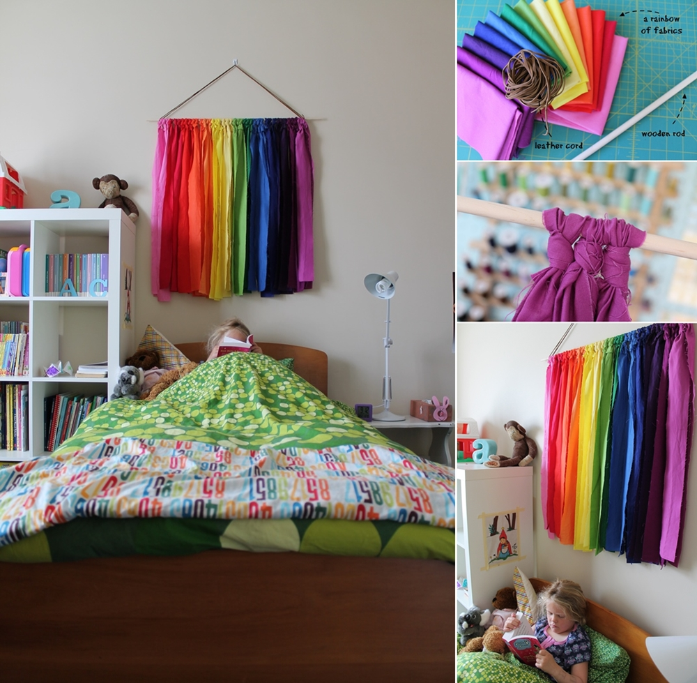 DIY Ideas for Kids Bedrooms