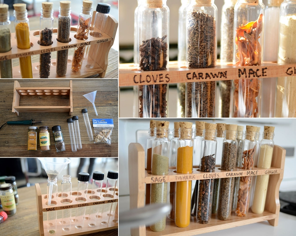 spice storage ideas