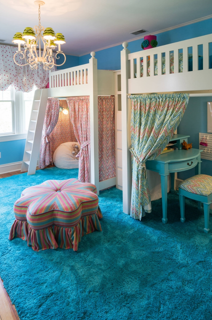 Shared Kids Room