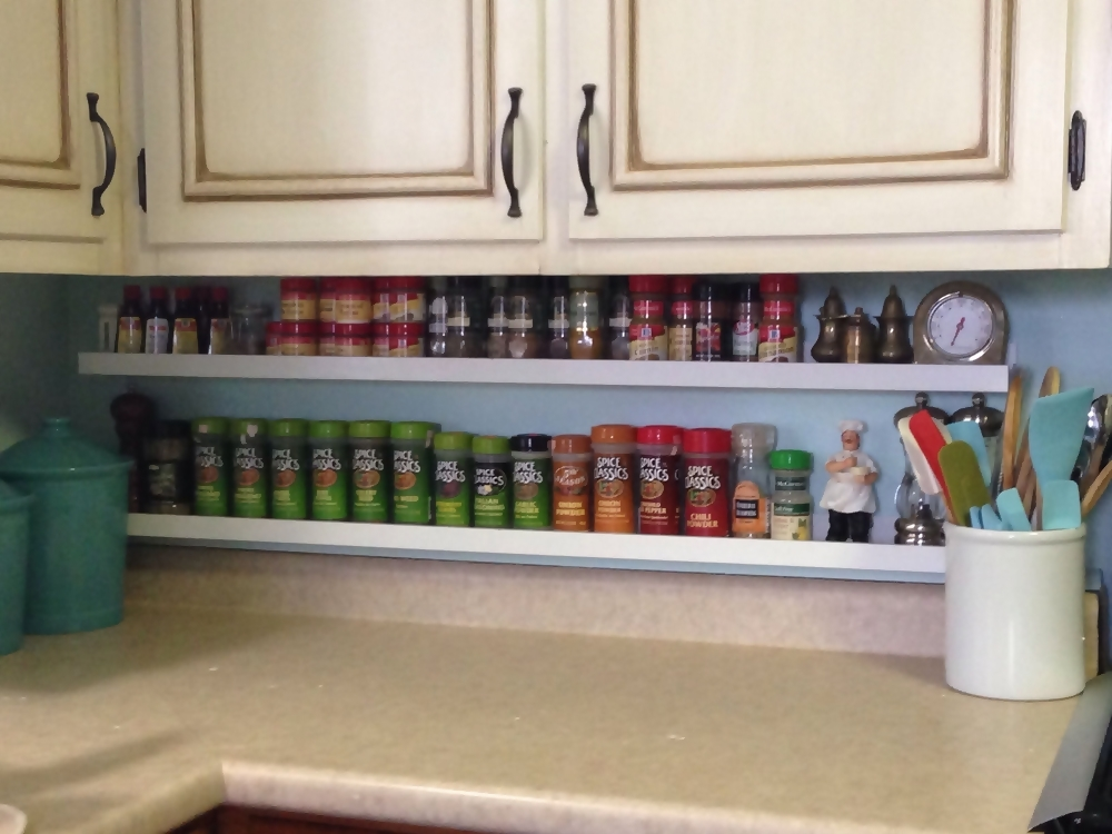 spice storage ideas
