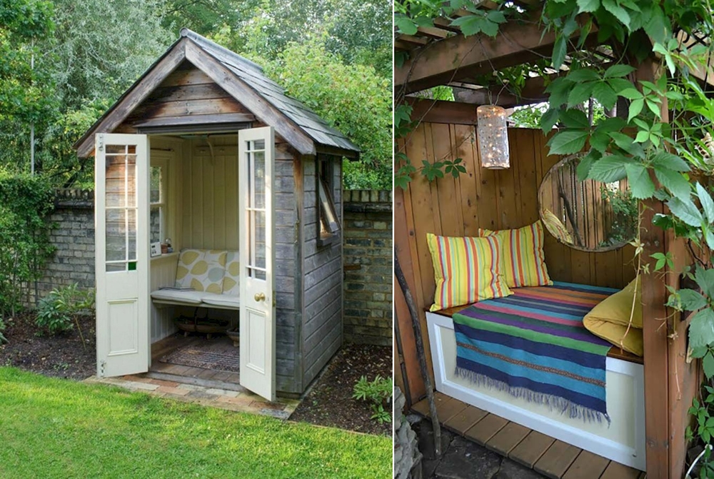 Cozy Indoor and Outdoor Nooks for Your House