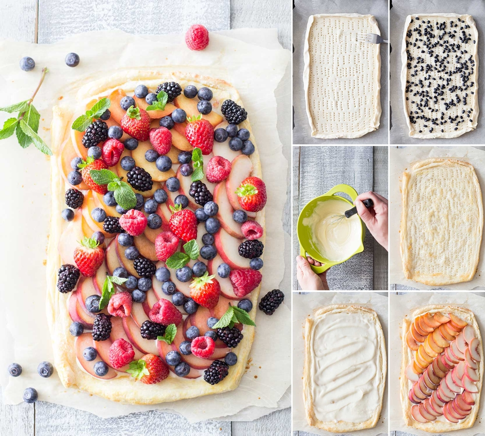 summer fruit recipes