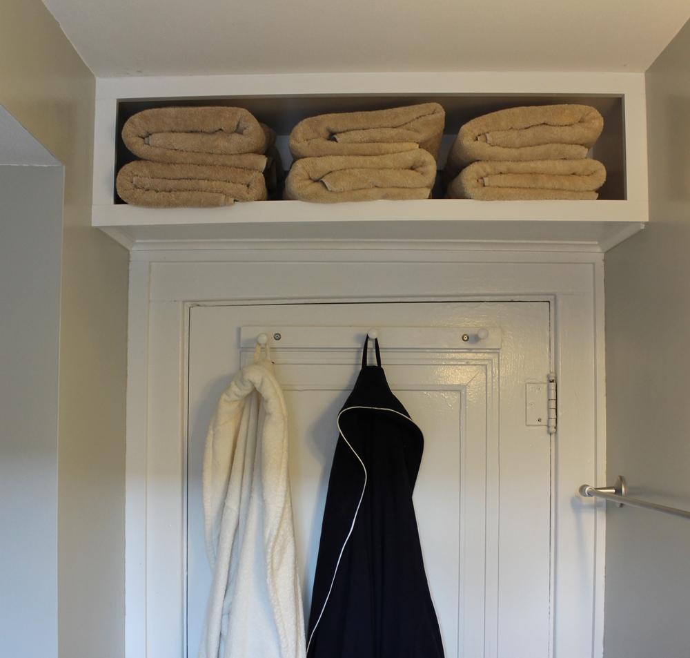 towel organisation