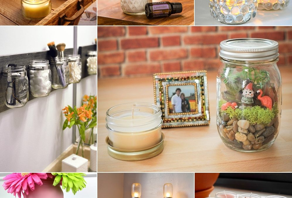 Creative DIY Mason Jar Projects