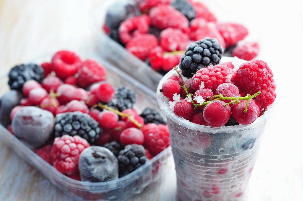frozen grapes healthy snack
